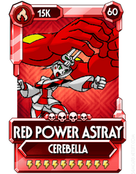 Cerebella - Red Power Astray