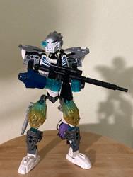 Guncannon Beam Rifle MOC