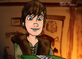 Hiccup New Year Special 2 by masterrohan