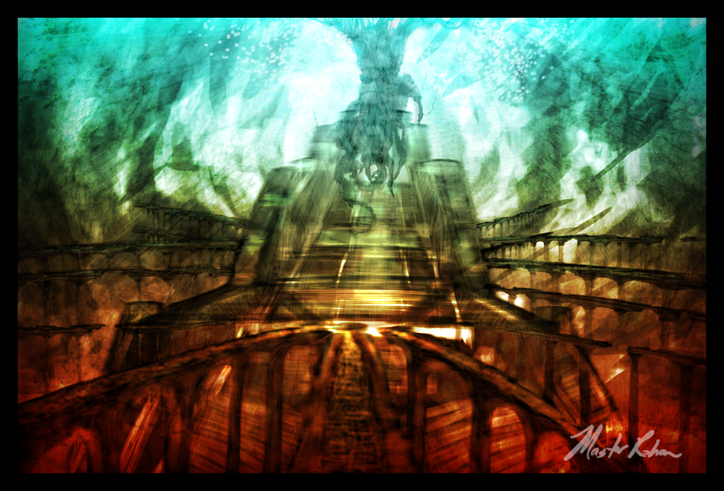 Hiccup's Quest - The Underground Pyramid by masterrohan