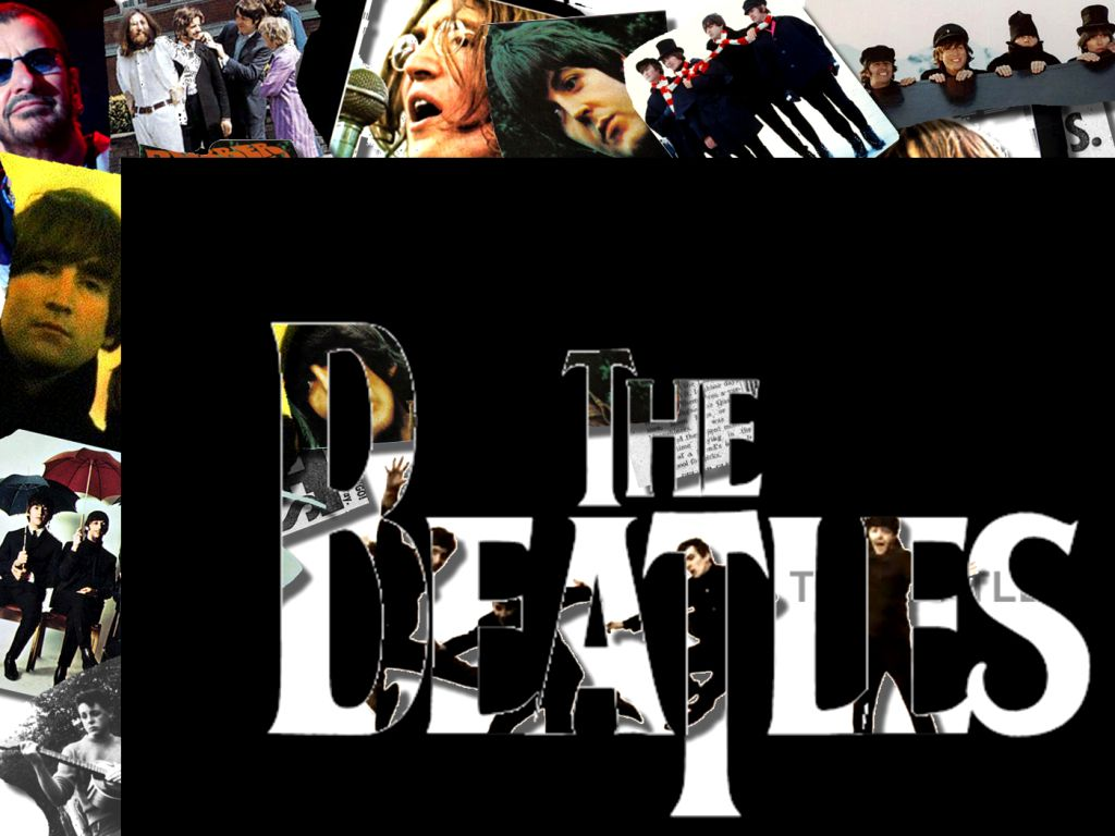 Off Beatles Logo Collage By IllTakePoint
