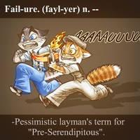 Lackadaisy - Serendipity by IllTakePoint