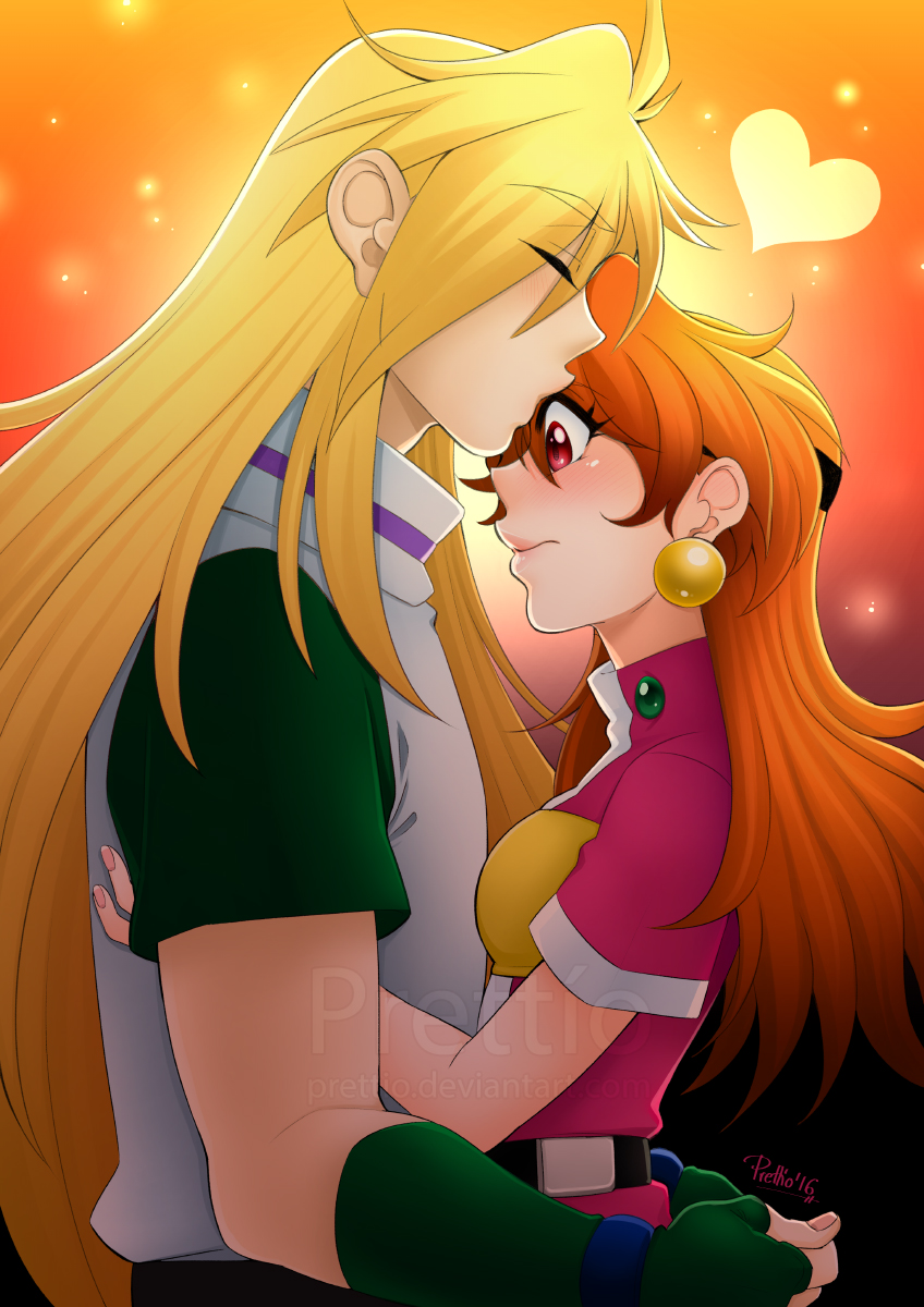 Kiss day by Prettio
