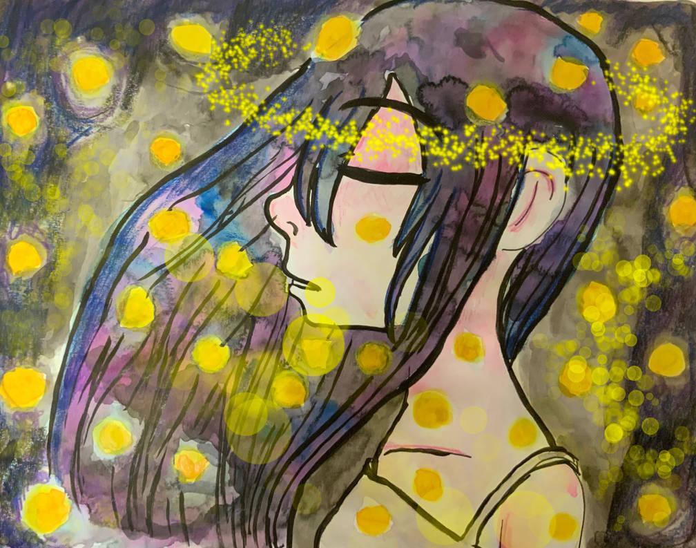 Fireflies  by NobodiesHeartless45