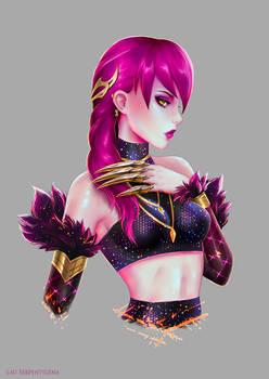 K/DA Evelynn ( League of Legends )