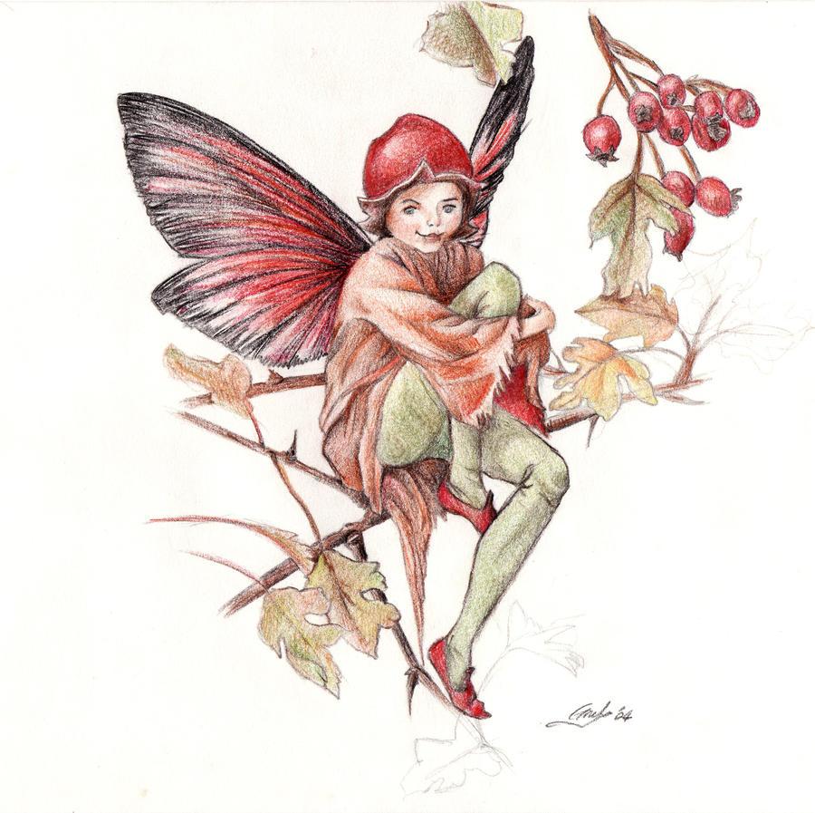 Flower Fairy 01 by VoodooLady87 on DeviantArt