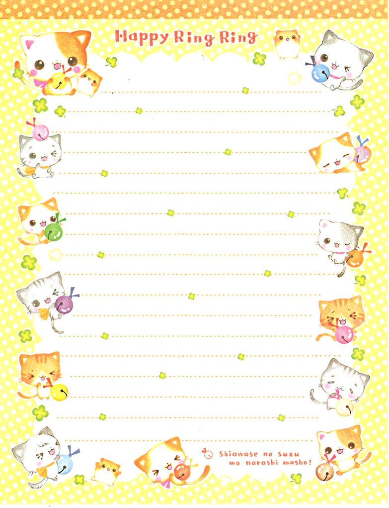 Japanese Memo Paper 28 by Dark-Angel15-2010 on DeviantArt