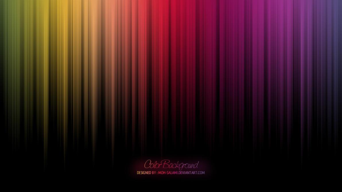 Color background by moh salami on deviantart for Th background color