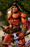 Conan the Barbarian by DKHindelang