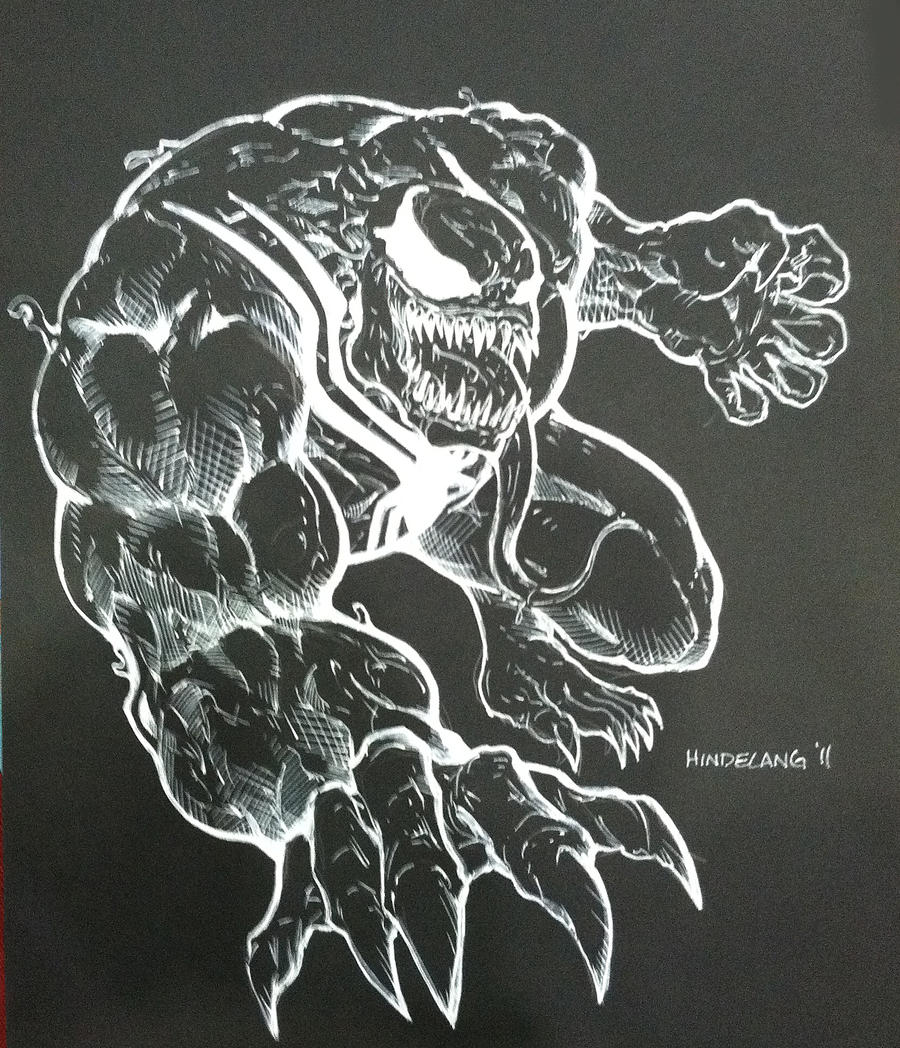 Venom by DKHindelang
