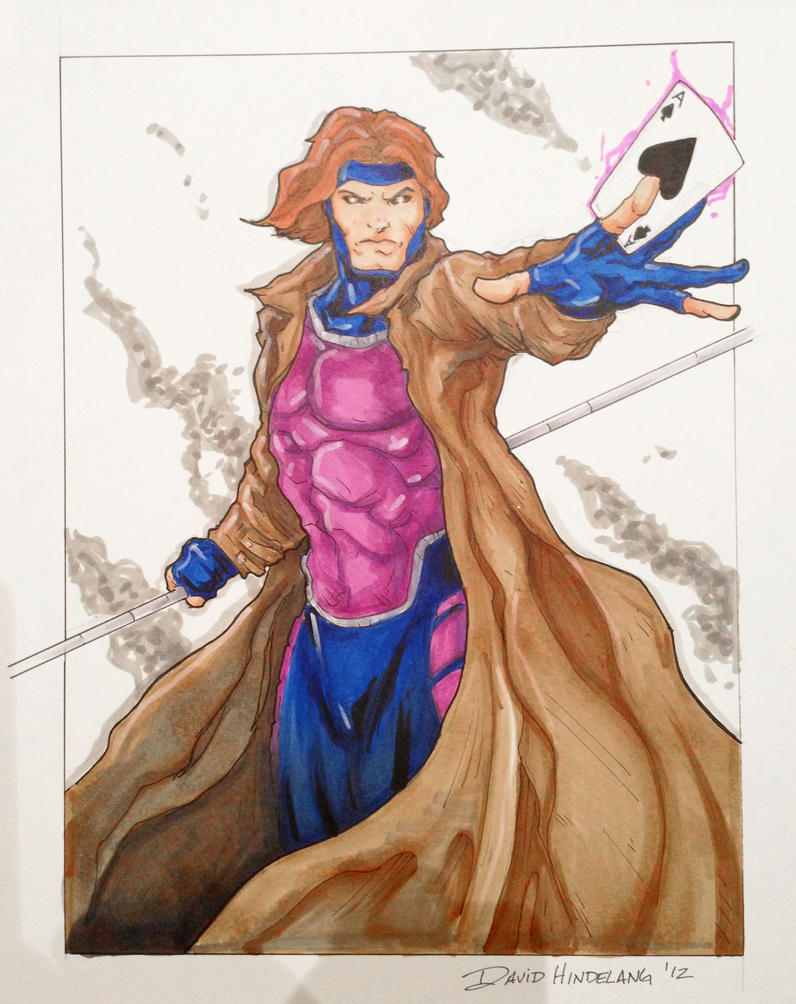 Gambit by DKHindelang