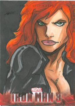 Black Widow by DKHindelang
