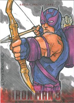 Hawkeye by DKHindelang