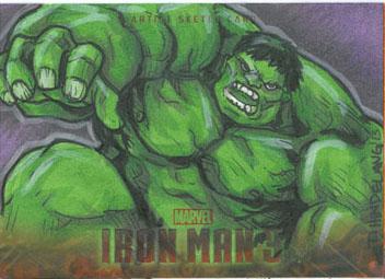 Hulk by DKHindelang