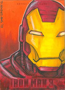 Iron Man by DKHindelang