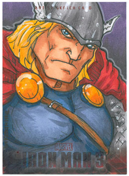 Thor by DKHindelang