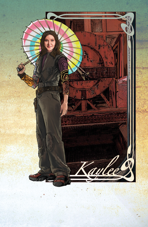 Kaylee Firefly by DKHindelang