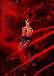 ZeniX Vicious Super Saiyan (my form)