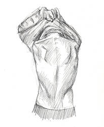 Anatomy Study 15 by radroan