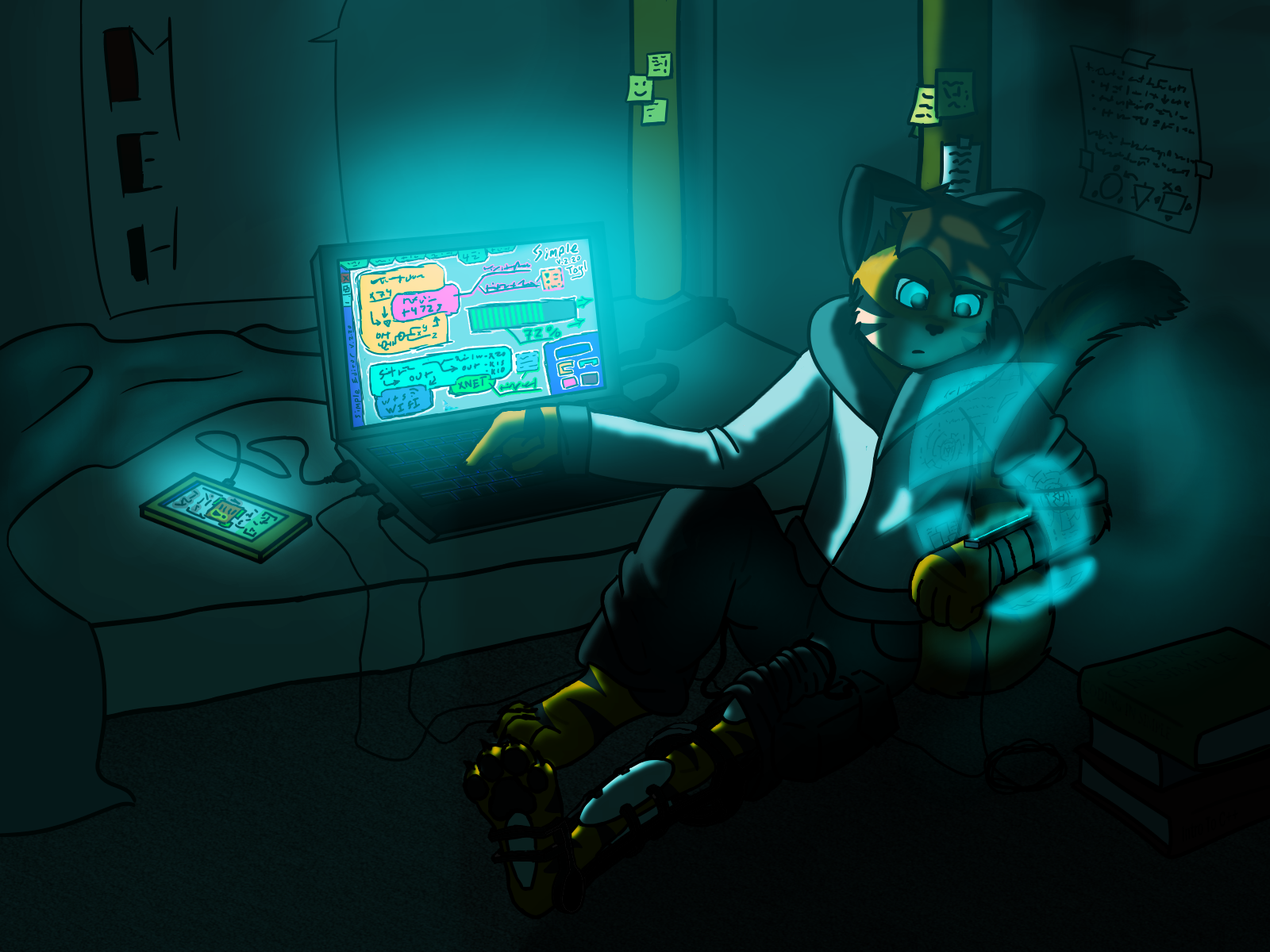 Midnight Troubleshoot by OnLinedPaper