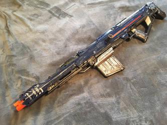 Nerf Centurion Impact by OnLinedPaper