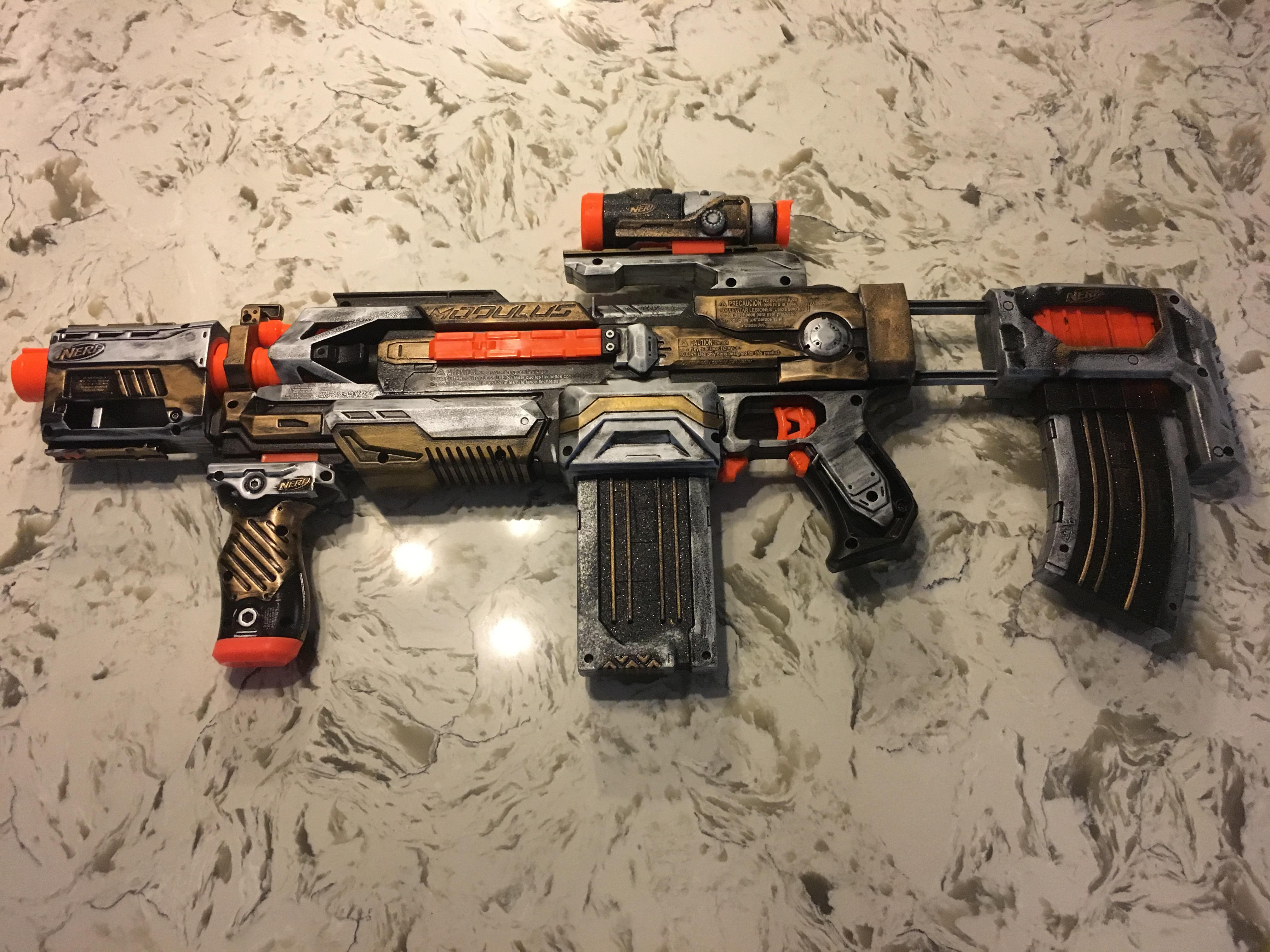 Nerf Modulus Impact (Custom)