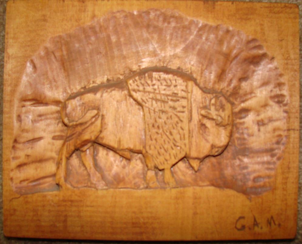 Buffalo - Gloss by gdoggordon