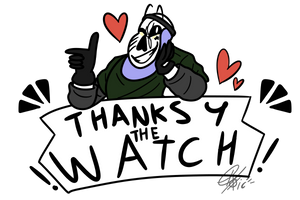 0 Thanks For The Watch! by ToxicToxicities