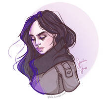 Jessica Jones by qtsie