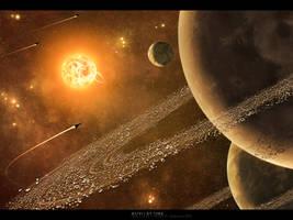 Ascella's Star by cjankowski