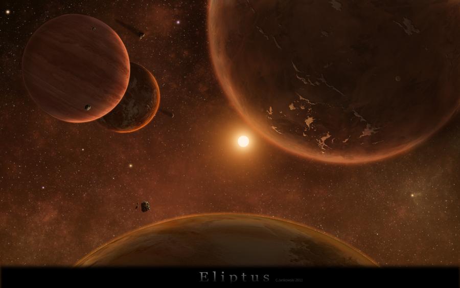 Eliptus by cjankowski