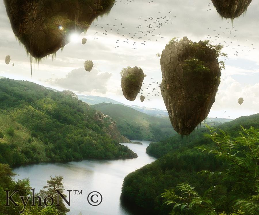 Avatar Pandora Landscape