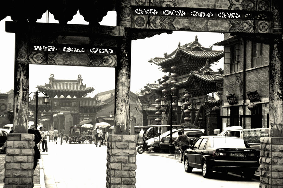 China black and white series i by janina photography for Black and white shows