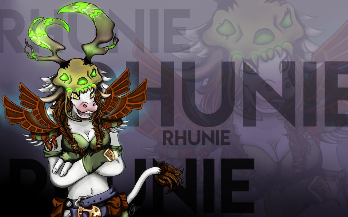 Rhunie@Azralon by Rhuvia