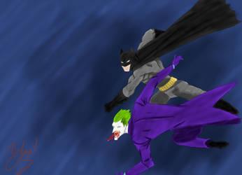Batman V.S Joker