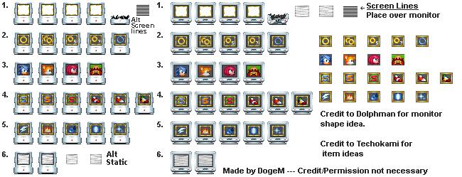 Sonic 3 Remastered Monitor [UPGRADE] by DogeMayo