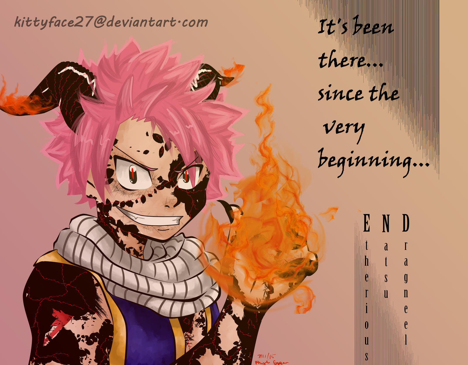 Natsu END by kittyface27 on DeviantArt