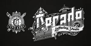 Decade Typefoundry T-shirt