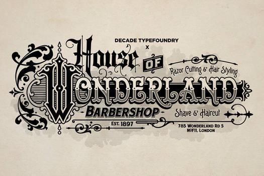 House Of Wonderland Barber