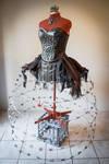 Urban Decay Ballgown by RunLikeATortus