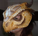 Argonian mask WIP III