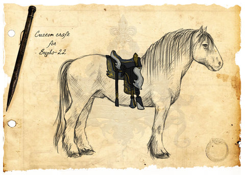 [FHS]  Blacksmith's  custom #17