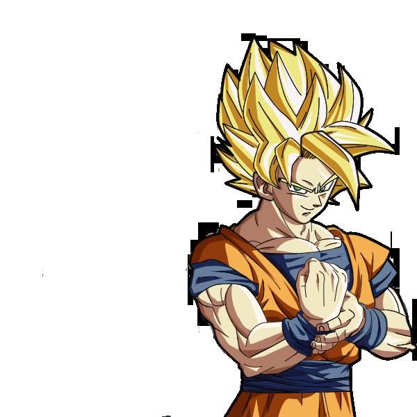 Son Goku ssj DBK rende...