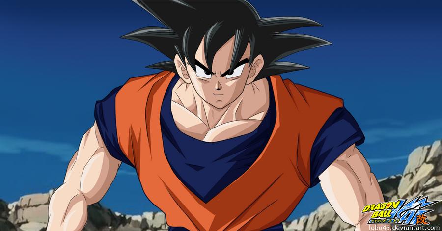 Imagen De Goku Kakaroto Normal Fase 1 Fase Dos Fase 3 Fase: Gokú, De Grande Me Di Cuenta Que ...