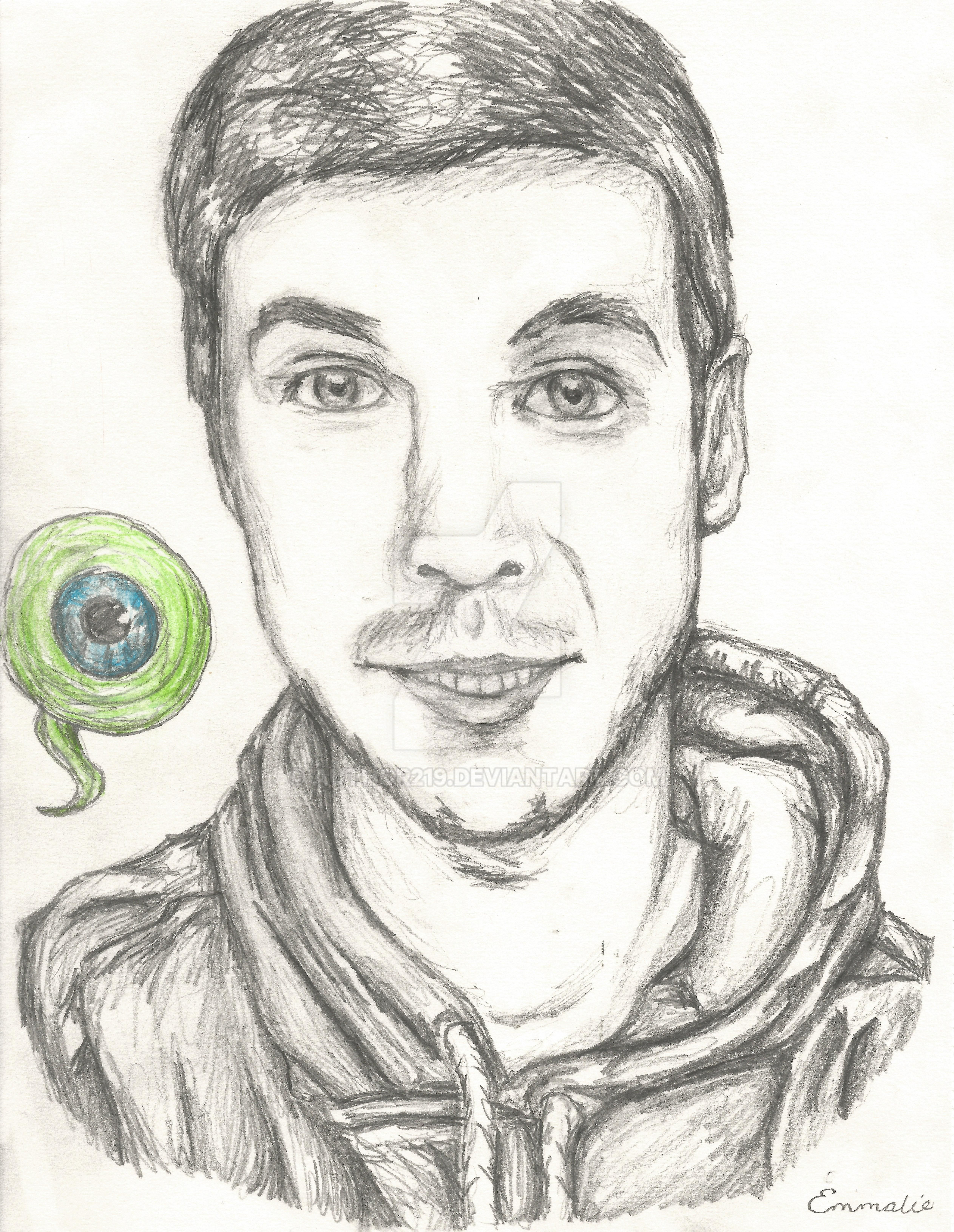Let's Draw: Jacksepticeye Prints For Sale By Author219