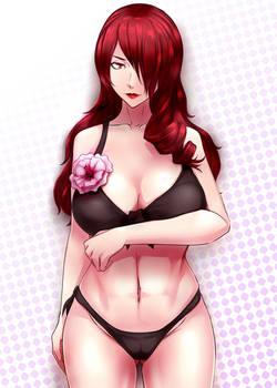 Mitsuru Kirijou from Persona 3
