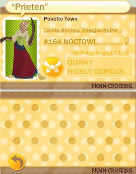 PKMN-C App: Antonia