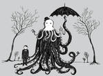Young Master Lovecraft makes a friend