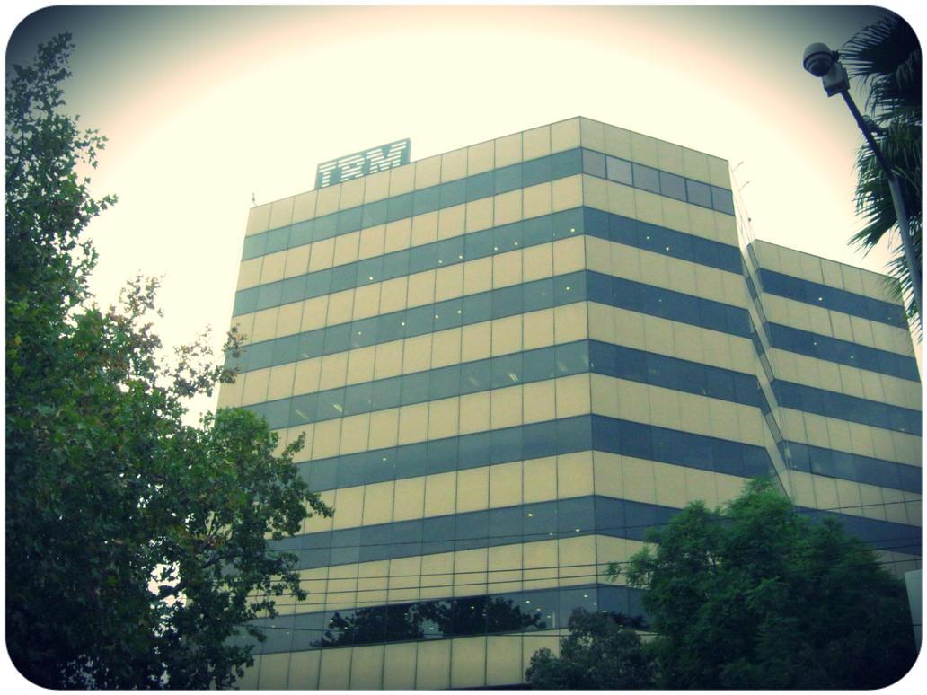 Oficinas de IBM de Chile S.A.C. by carlosfelo