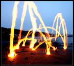 Jumping Flames 1